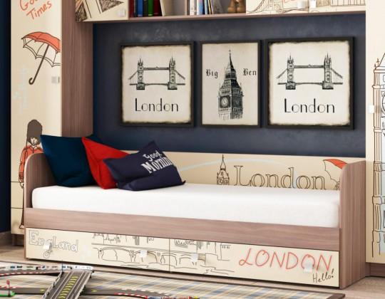 Кровать-софа Лондон КР-21